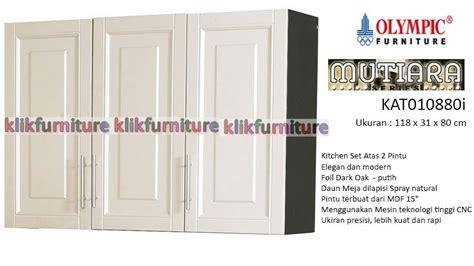 Meja Dan Rak Tv Modera Mobelux Sts 60 010880 kitchen set atas 3 pintu minimalis mutiara olympic