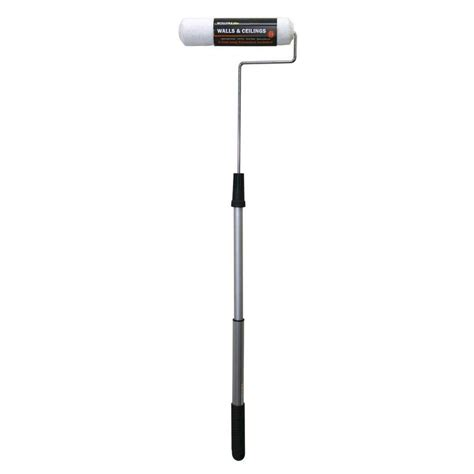 home depot paint tools accessories rollerlite 9 in x 3 8 in microfiber roller lite xl cover