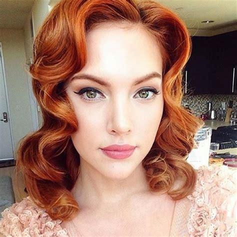 tutorial makeup ginger eye makeup for redheads makeup vidalondon