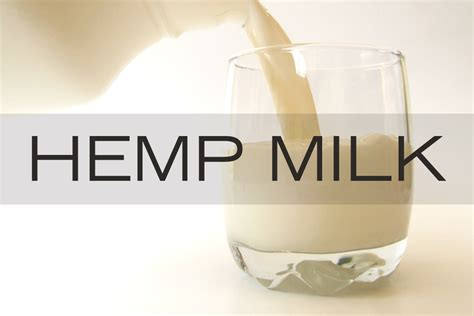 Need Milk by Hemp Milk Nutrition Facts Nutrition Ftempo