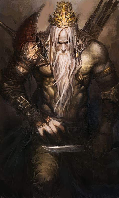 King Of Assassins Elven Ways suraman s characters