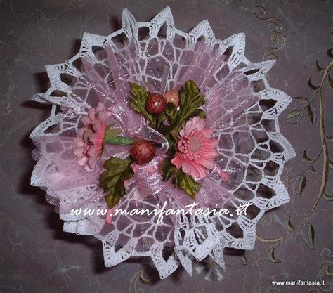 fiori uncinetto per bomboniere centrini bomboniere uncinetto schemi manifantasia