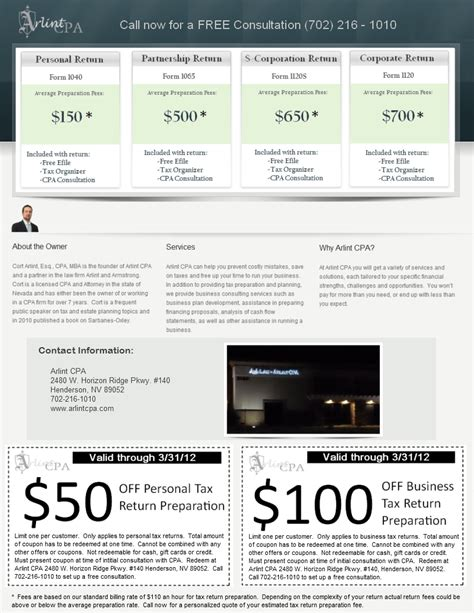 9 best images of mobile tax service flyers tax