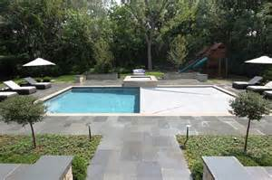 Patio Deck Cover Ideas Rectangular Pool With Raised Spa Contemporary Patio