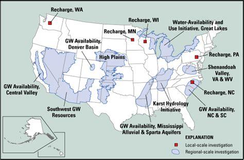 ground water resources program