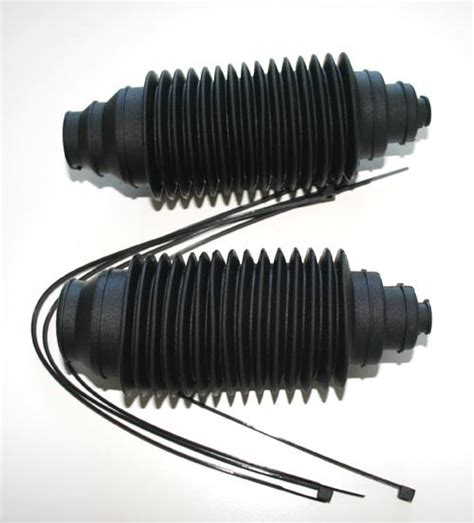 Rack Gaiter by Universal Steering Rack Boots Boot Gaiter Kit Pair Brand