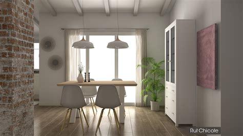 como decorar cocina comedor grande proyecto de decoraci 243 n sal 243 n comedor cocina rutchicote