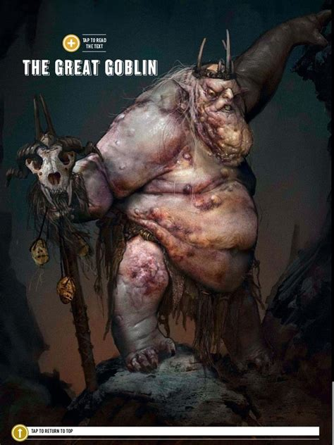 Who Let The Goblins Out Galacula And Rayd8 by New Photos From The Hobbit Featuring Great Goblin