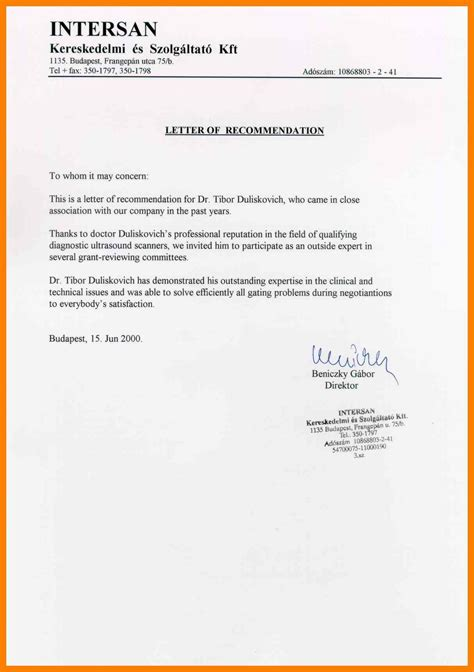 Gp Referral Letter Grics by Letter Of Recommendation From Physician Jose Mulinohouse Co