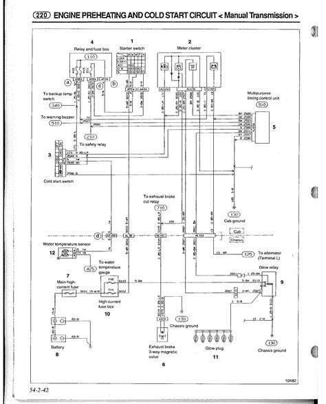 I M Looking For The Wiring Schematic For A 1992 Mitsubishi