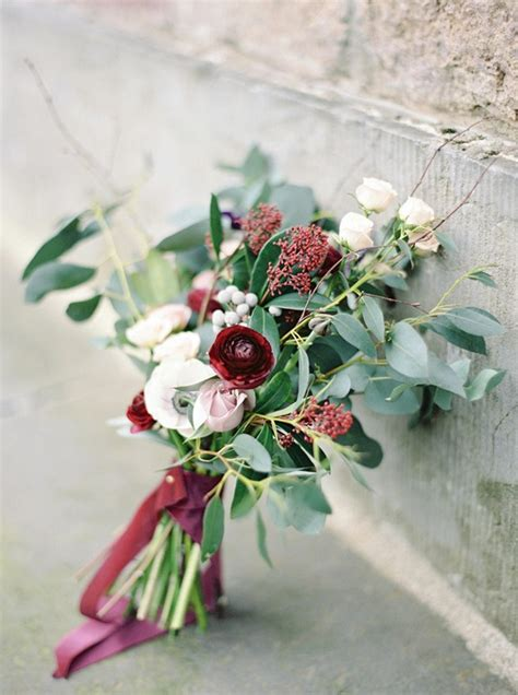 incredible autumn wedding bouquets youll love