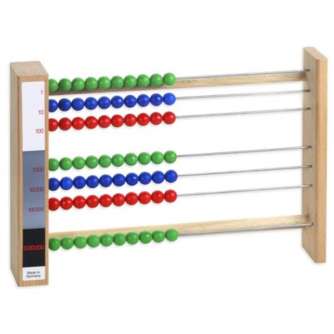 bead frame large bead frame extensive calculations of up to 7 digit