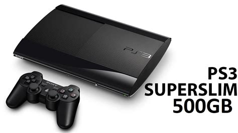 Sony Ps3 Slim 500gb consola sony ps3 slim 500gb recondicionado multishop