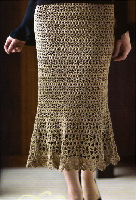 pattern skirt pinterest 1000 images about crocheted knitted skirts free