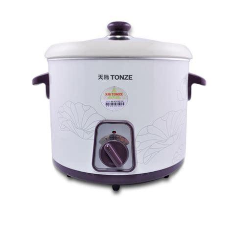 bundless ddg w310n tonze electric cooker 1l soup pot