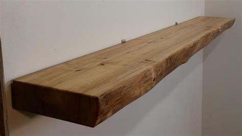 Barnwood Mantel Shelf by 22 Best Live Edge Shelving Images On