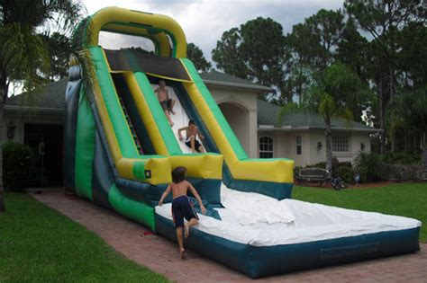 amazon pool st lucie bounce house rentals water slide and dry slide