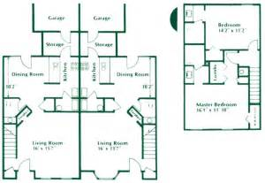 Floor Palns Bent Tree Floorplan