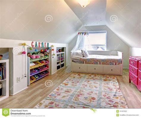 kids room   house stock photo image