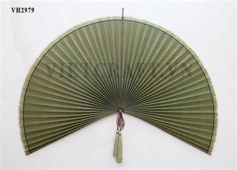 large decorative wall fans bamboo fan decorative large bamboo fan