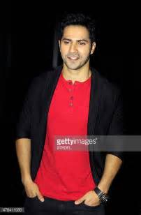 varun dhawan photos the times of india photogallery varun dhawan stock photos and pictures getty images