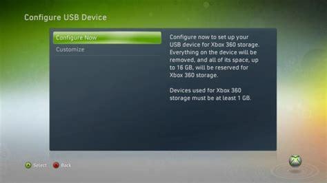 porte xboxlive soporte de almacenamiento usb para la xbox 360 disponible