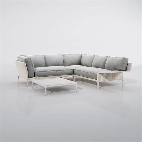 couch to 15k dedon rayn 3d model max obj 3ds fbx cgtrader com