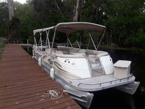 used pontoon boats for sale leesburg fl leesburg new and used boats for sale