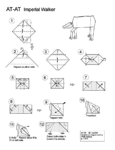 How To Make Wars Origami - 17 best images about wars origami on x