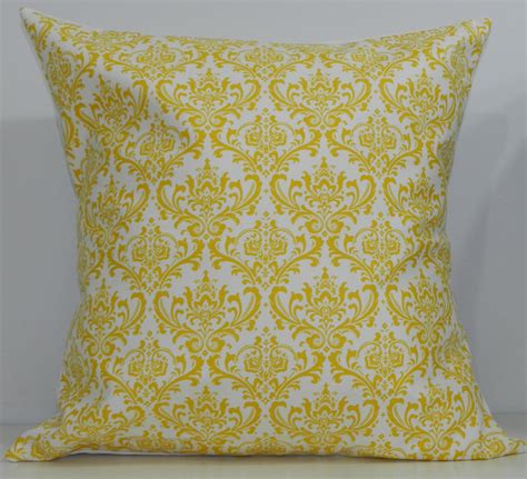 Handmade Pillows Patterns - new 18x18 inch designer handmade pillow damask pattern