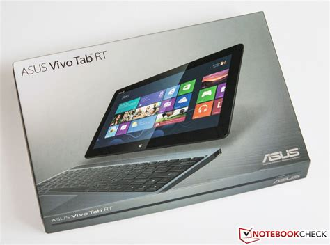 Tablet Vivo the brand new asus vivotab rt in review