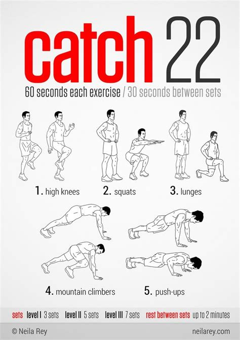 18 best 100 no equipment workouts images on ab