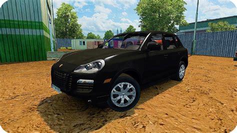 Porsche Cayenne Truck by Porsche Cayenne Turbo S Ets2 Truck Simulator 2