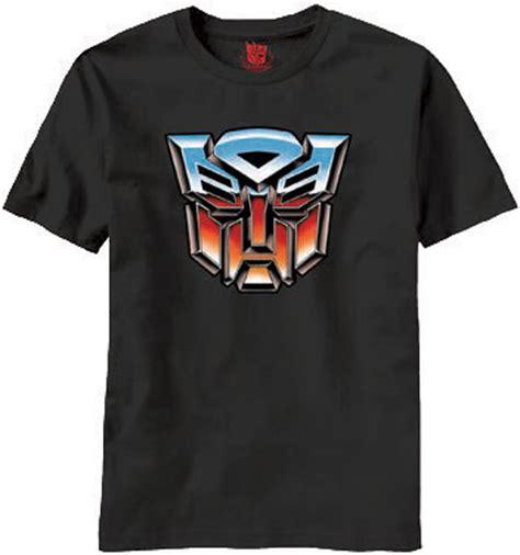 Transformers Logo 1 T Shirt transformers autobots classic logo t shirt