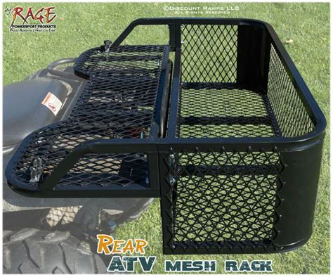 Atv Rack Accessories by 25 Best Ideas About Atv Racks On Bicycle