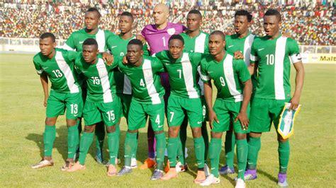 nigeria news nigeria line up egypt 25032016 goal com