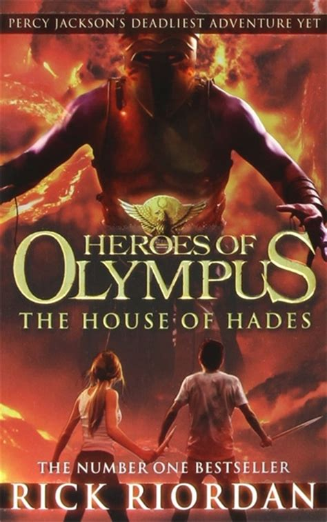 the house of hades the house of hades heroes of olympus book 4 rick riordan delfi knjižare sve