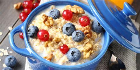 Granola Oatmeal Sarapan Sehat 5 menu sarapan ini bantu kamu percepat penurunan berat