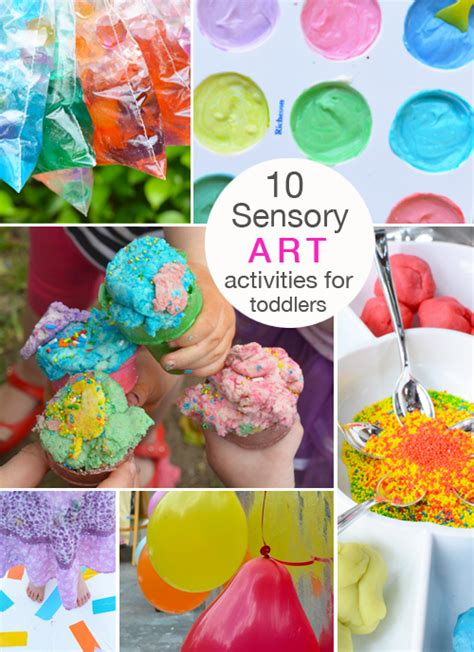 projects for toddlers 10 beautiful and engaging sensory activities for