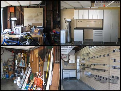 Garage Organization Seattle Garage Storage Overhead Systems Photo Gallery Slat Wall