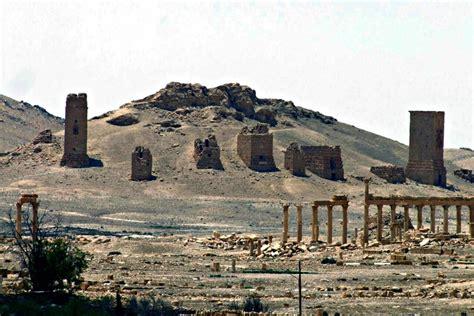 Syana Syari the rubble of palmyra and its lessons the atlantic