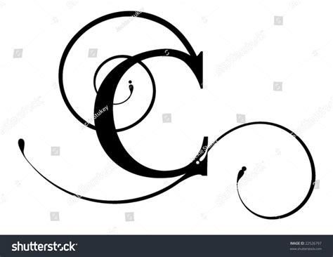 letter c stock vector 22526797 shutterstock