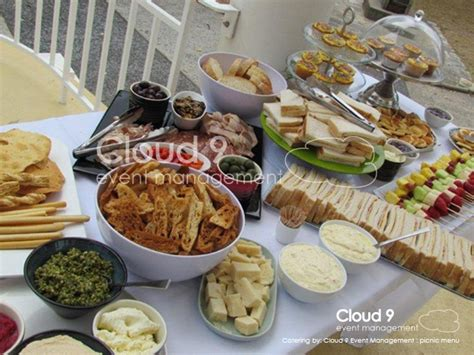 17 best images about catering cloud 9 events on