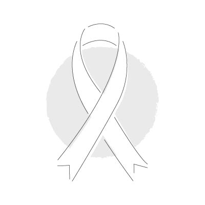 color of lung cancer ribbon cancer ribbon colors the ultimate guide