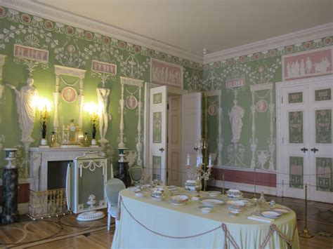 file green dining room of the catherine palace 02 jpg