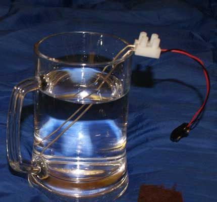 how to make a pocket sized colloidal silver generator 4