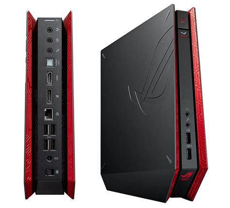 pc and console asus rog announces the rog gr6 console inspired pc