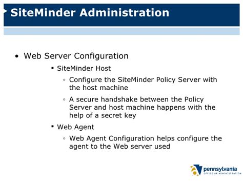 Siteminder Administrator by Siteminder