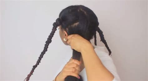 african american hairstyles for hair growing out how to retain length natural hair using african threading