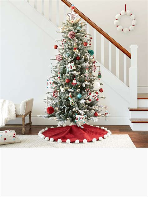 easy ways to decorate a 4 ft tree trees target